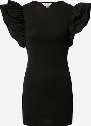 Miss Selfridge (Petite) Kleid in schwarz, Produktansicht