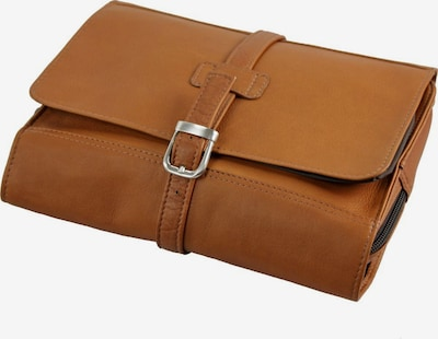 Harold's Kulturtasche in cognac, Produktansicht