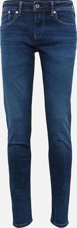 Pepe Jean Denim Jeans 'hatch' Bleu En xBCoWdre
