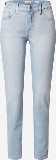 s.Oliver Vaquero 'BETSY SLIM LEG' en azul denim, Vista del producto