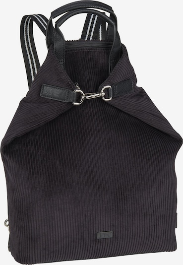 JOST Rucksack 'Cord 7945 X-Change S' in schwarz / weiß, Produktansicht