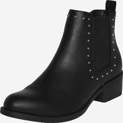 Bianco Stiefelette in schwarz, Produktansicht