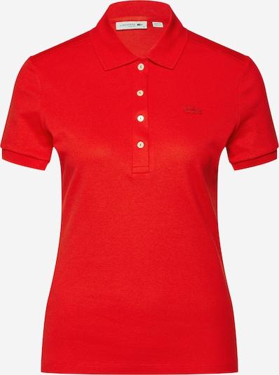 LACOSTE Poloshirt in rot, Produktansicht