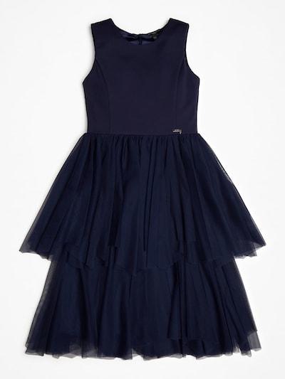 GUESS KIDS Tüllkleid in blau / dunkelblau, Produktansicht