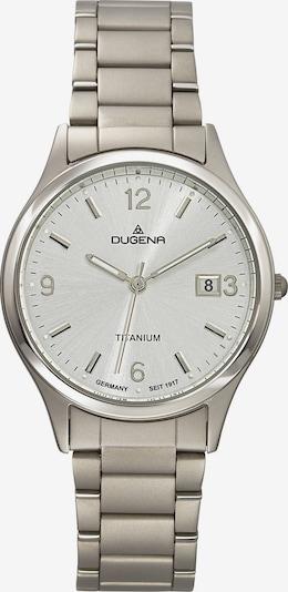 DUGENA Armbanduhr in silber, Produktansicht