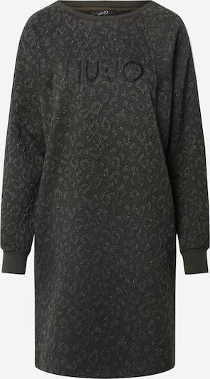 LIU JO JEANS Kleid 'Abito' in dunkelgrün, Produktansicht