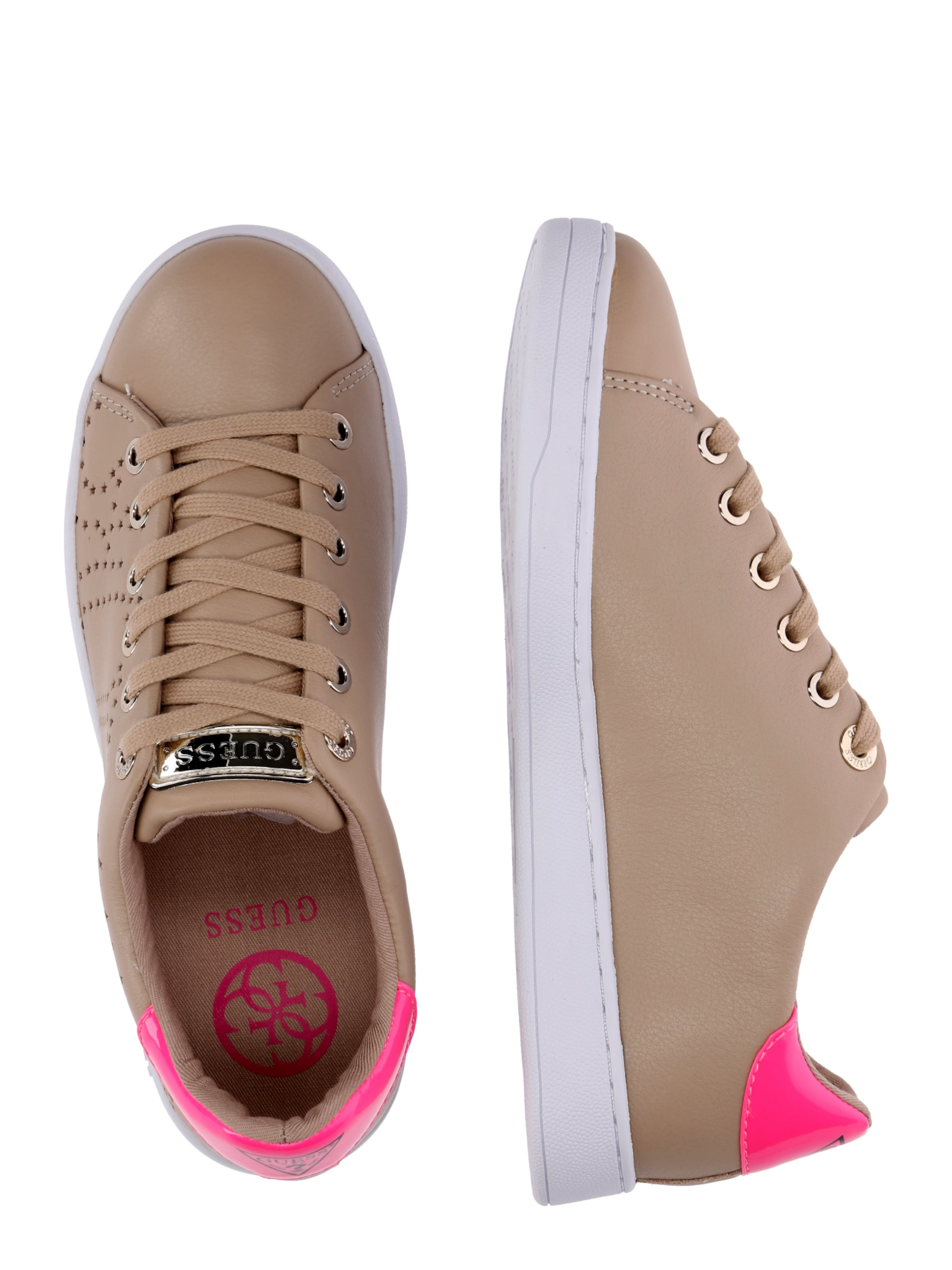 Guess Sneaker 'carterr2' Hellbeige Guess Hellbeige In In Guess Sneaker 'carterr2' R5q3AjL4