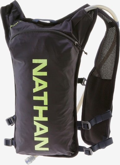NATHAN Hydration Pack 'Qickstart' in Neon green / Black, Item view