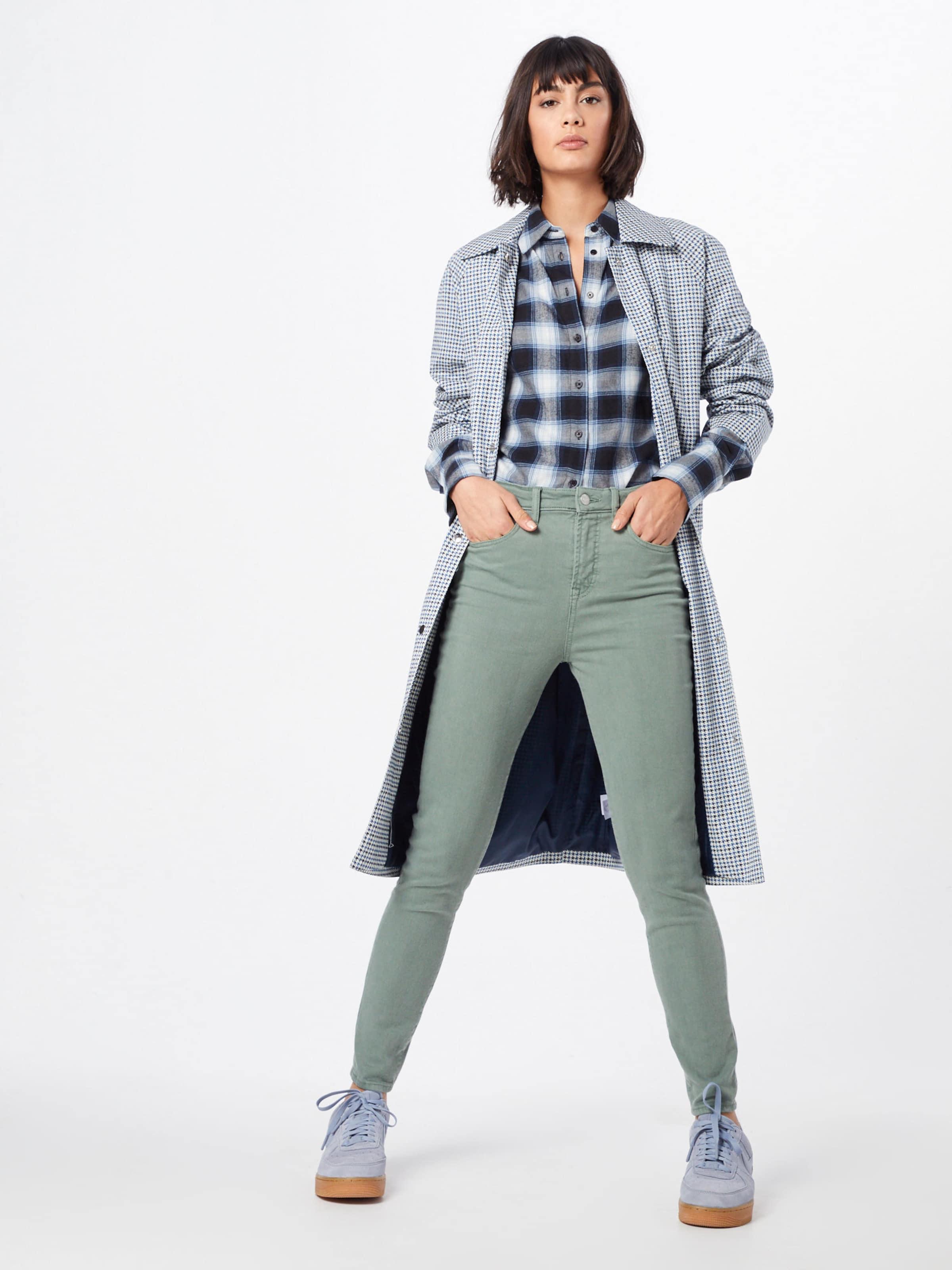 'tr Washed Gap In Hr Color' Hellgrün Skinny Ankle Jeans ZuPTOXwik