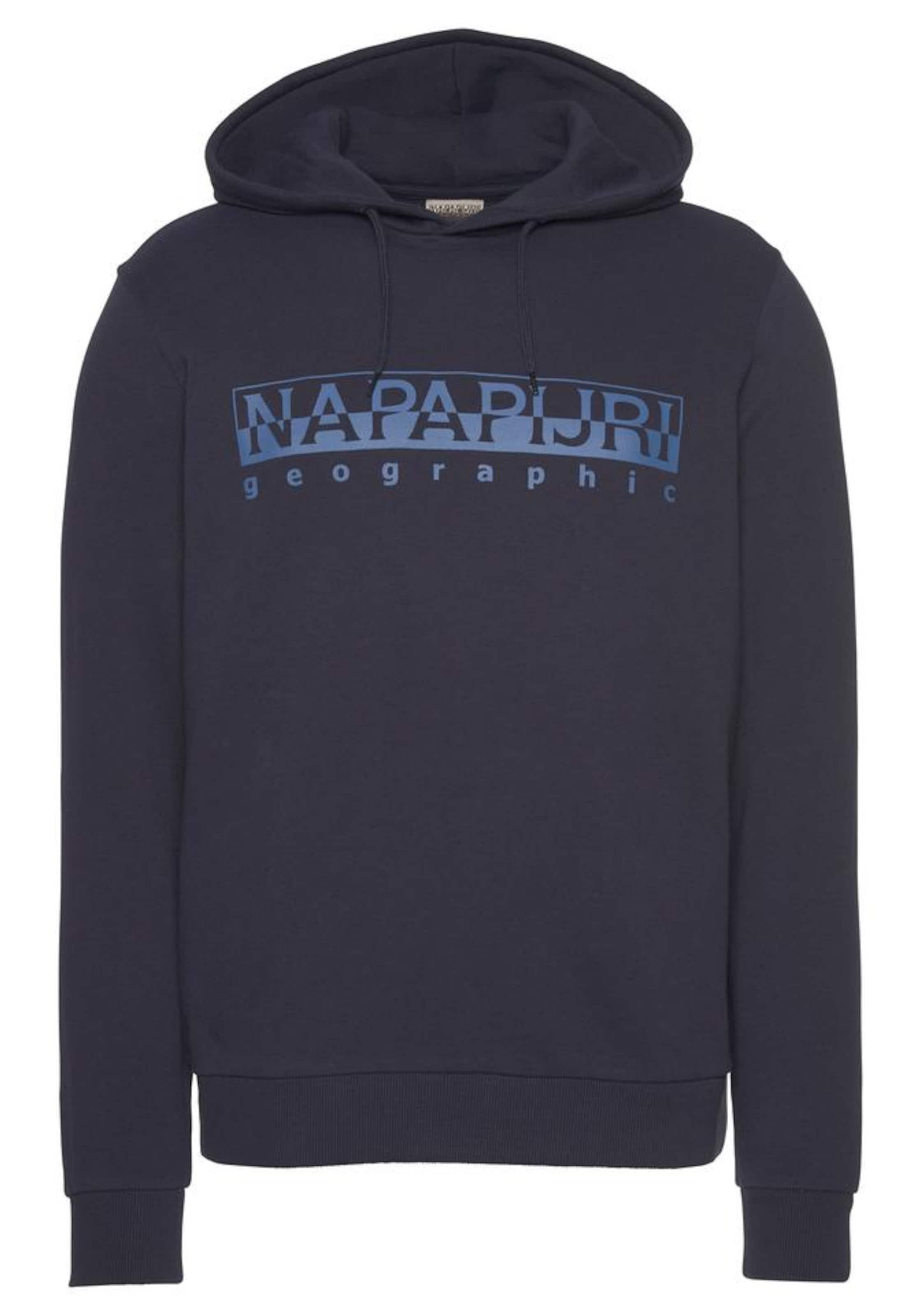 'bevora Sweatshirt H' In Navy Napapijri SVGUMzqp