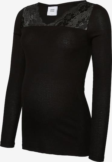 MAMALICIOUS Tričko 'MLTRINA' - čierna, Produkt