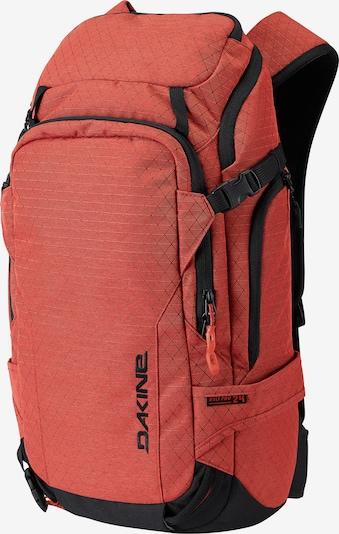 DAKINE Sac à dos de sport 'Heli Pro' en rouge pastel, Vue avec produit