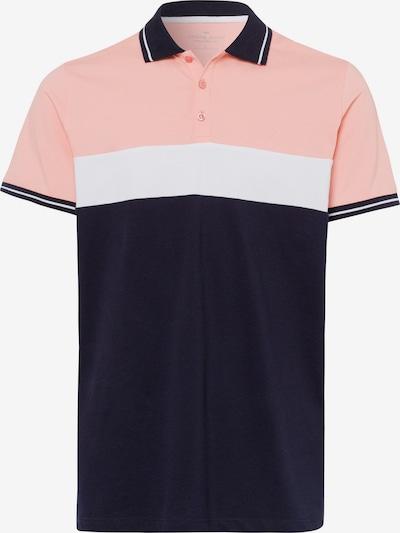 Cross Jeans Poloshirt in blau / rosa / weiß, Produktansicht