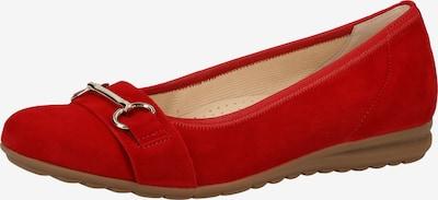 GABOR Ballerinas in rot, Produktansicht