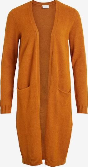 VILA Strickcardigan 'Ril' in orange, Produktansicht