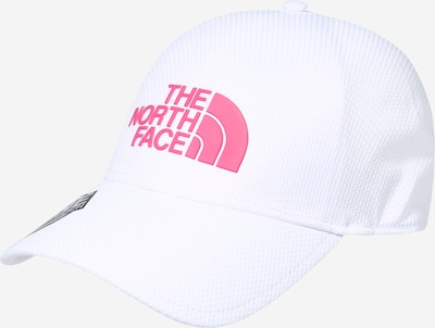 THE NORTH FACE Cap in pink / weiß, Produktansicht