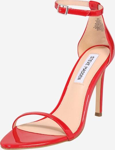 STEVE MADDEN Sandale 'ABBY' in rot, Produktansicht