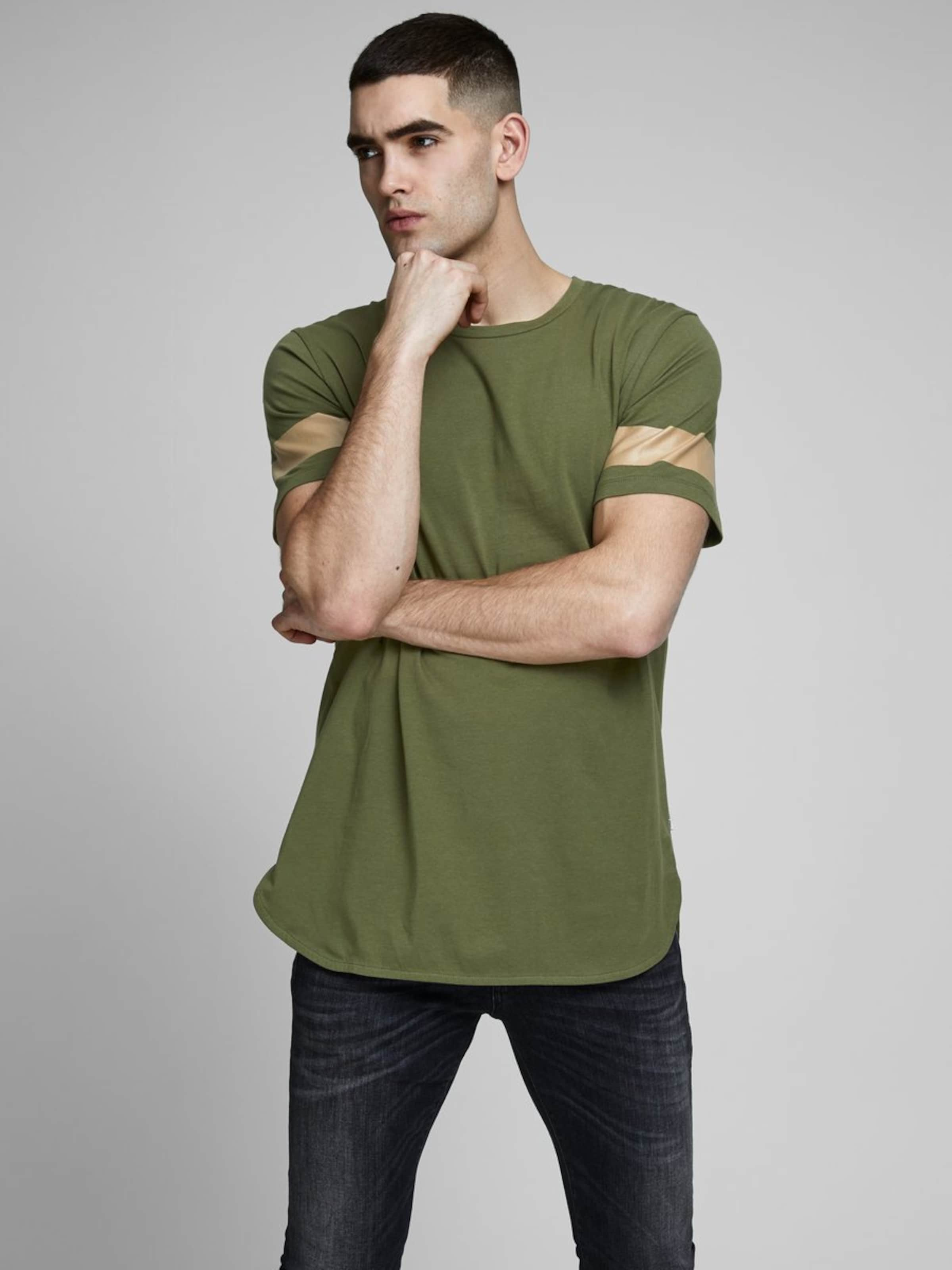 En Jackamp; shirt Jones T Olive XZTOkwPiul