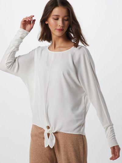 TOM TAILOR Pullover in weiß, Modelansicht