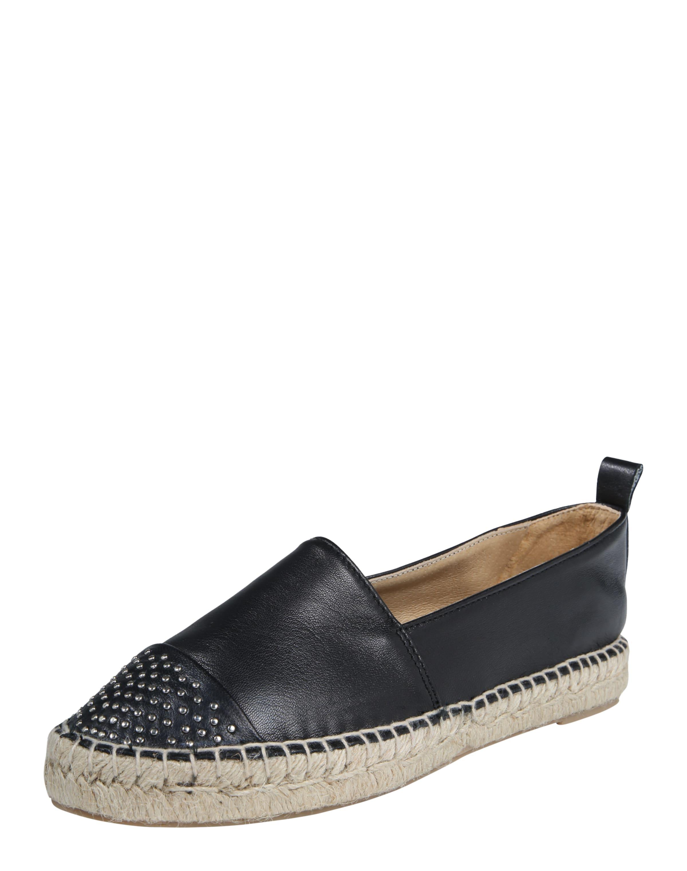 Billi Bi   Espadrille mit Nietenkappe Schuhe Gut getragene Schuhe