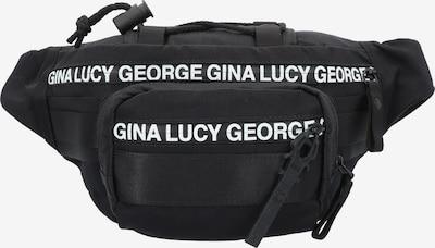 George Gina & Lucy Heuptas in de kleur Zwart / Wit, Productweergave