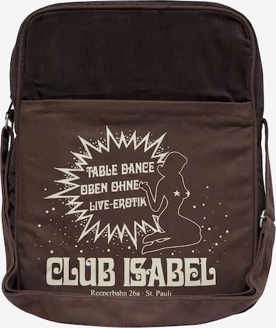 LOGOSHIRT Tasche 'Club Isabel' in braun, Produktansicht