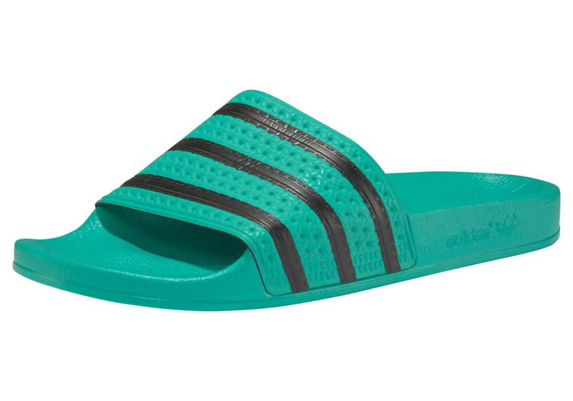 Adidas Originals Vert Mules Adilette ' ZQBHcn