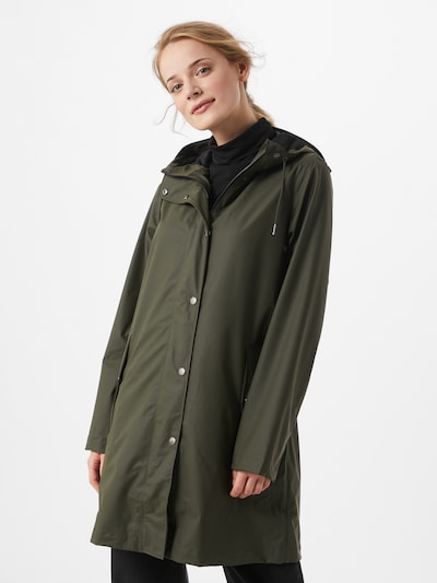 Cappotto di mezza stagione 'Stala' Samsoe Samsoe di colore verde scuro, Visualizzazione modelli