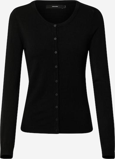 VERO MODA Strickjacke 'VMGLORY' in schwarz, Produktansicht