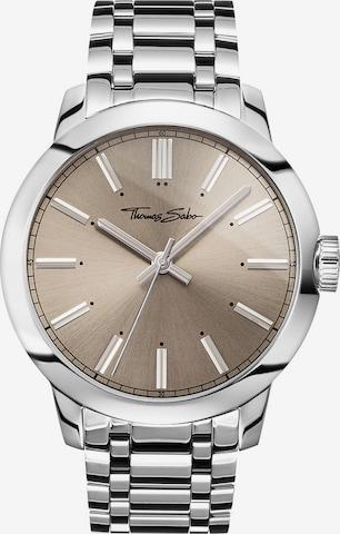 Thomas Sabo Uhr 'WA0311-201-214-46 mm' in Silber