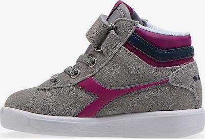Diadora Sneakers in grau / eosin, Produktansicht