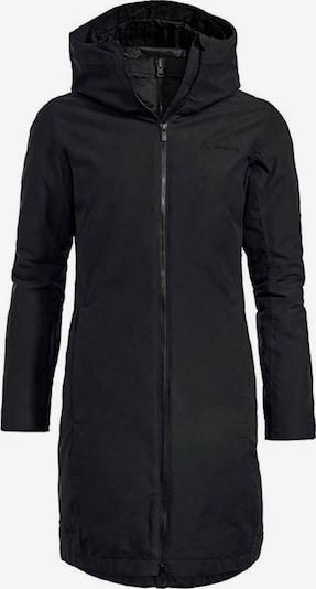 VAUDE Jacke ' Wo Annecy 3in1 Coat III ' in schwarz, Produktansicht