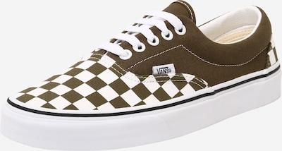 VANS Sneaker 'Era' in oliv / weiß, Produktansicht
