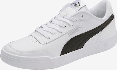 PUMA Sneakers laag 'Caracal' in de kleur Zwart / Wit, Productweergave
