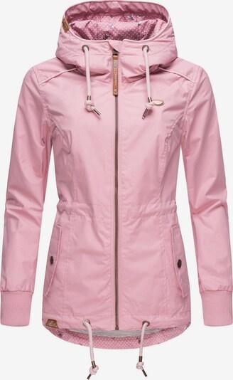 Ragwear Jacke 'Danka' in pink, Produktansicht