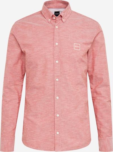 BOSS Hemd 'Mabsoot' in rot, Produktansicht