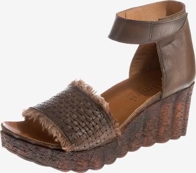 FELMINI Sandaletten in braun, Produktansicht