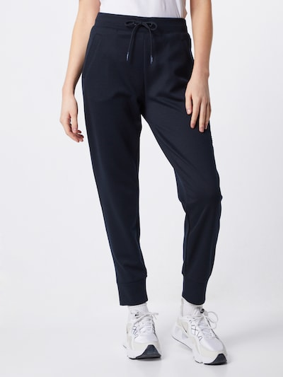 Pantaloni ARMANI EXCHANGE pe navy, Vizualizare model