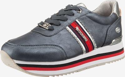 Dockers by Gerli Sneakers '680' in blau / rot / weiß, Produktansicht