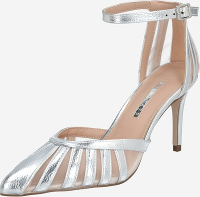 Dorothy Perkins Pumps 'Emilys Court' in silber, Produktansicht