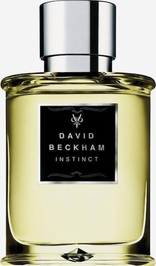 David Beckham 'Instinct' Eau de Toilette in gold / schwarz, Produktansicht