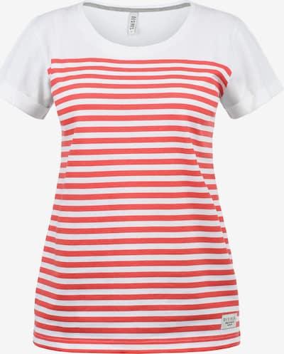 Desires T-Shirt 'Mimi' in hellrot / weiß, Produktansicht