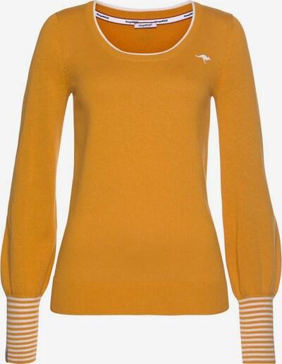 KangaROOS Pullover in safran, Produktansicht