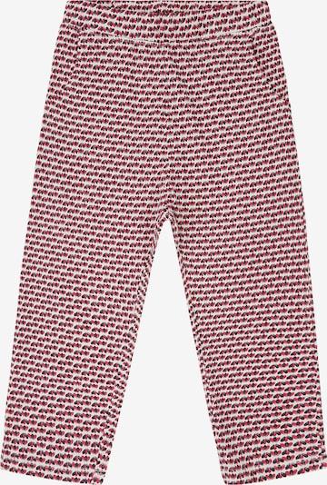 Sense Organics Leggings in nachtblau / rot / weiß, Produktansicht