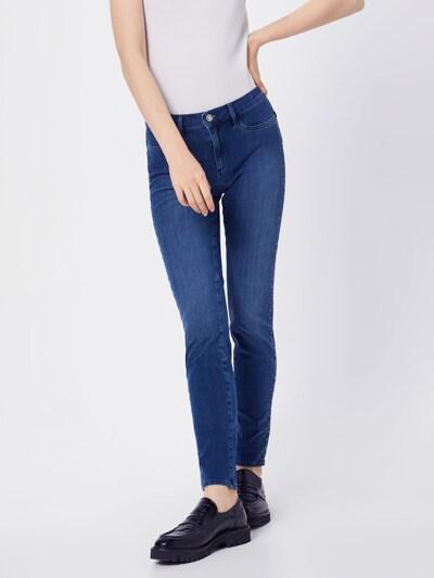 BRAX Jeans 'Spice' in blue denim, Modelansicht