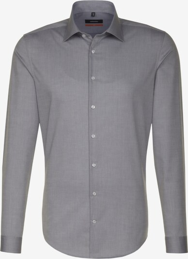 SEIDENSTICKER Zakelijk overhemd ' Slim ' in Grijs J5N9pMYm