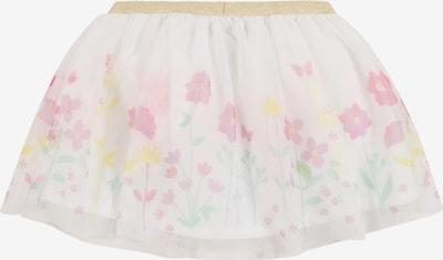 Carter's Röcke 'Easter Collection S20 white floral tutu' in mischfarben / rosa / perlweiß, Produktansicht