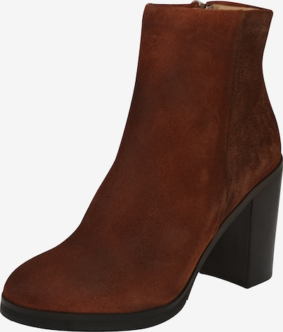 ROYAL REPUBLIQ Ankle Boots 'Bridge Ankle Boot' in rostbraun, Produktansicht