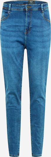 Noisy May Curve Jeans in blau, Produktansicht