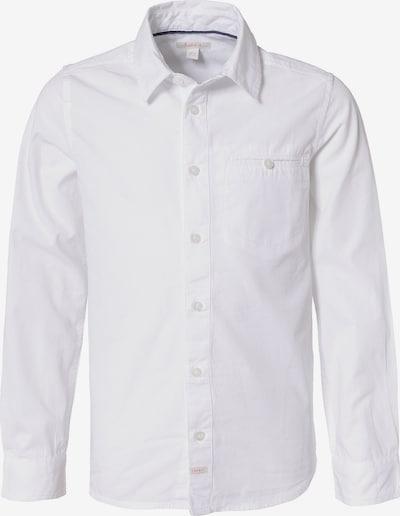 ESPRIT Hemd in weiß: Frontalansicht